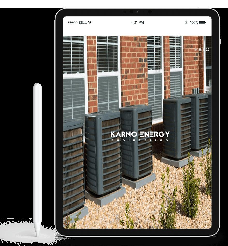 Девайс для проекту Karno Energy